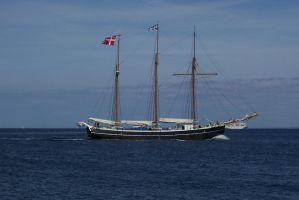 Old wooden ship. by 3Drake9