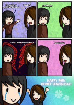 #21 - Honey Lemon Day (April 2016) by railkill