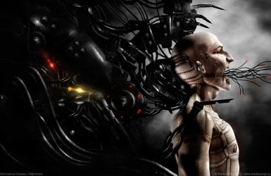 Mechanical Dreams - Nightmare by MarkusVogt