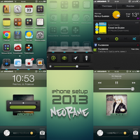 iPhone 2013 Update by NeoRame