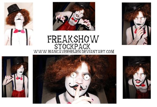 50 pc Freakshow-stockpack by PumpkinPhotography