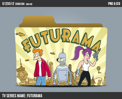 Futurama folder icon by kasbandi