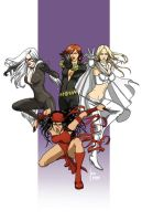 Bad girls by mikeljanin by VPizarro626