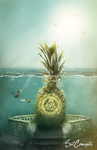 Pineapple Sea by SETCONCEPTS