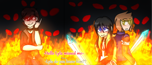 Missed me Lyla by Feline-girl-2000