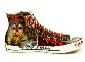Resident Converses by RaiderP