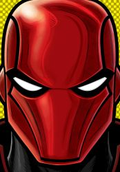 Red Hood by Thuddleston