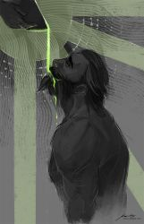 Warden Blackwall by zetallis