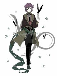 [CLOSED]Adopt Auction - Zodiac signs - Capricorn by PiperOfGameln