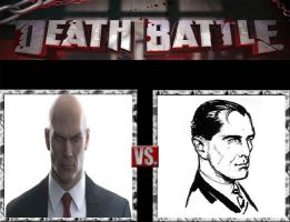 Request #161 Agent 47 vs James Bond by LukeAlanBundesen