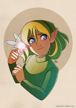 Saria by Kaisel