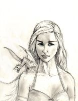 The Khaleesi by JusDrewIt