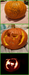 First Carving by GreenySolitare