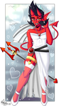 Devil Bride Hellbent by Sniper-Huntress