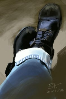 iPainting of the Day-20090627 by DigitalGreen