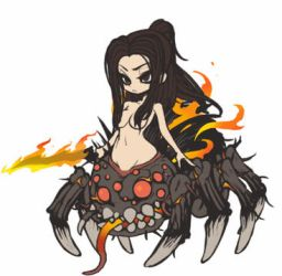 Dark Souls_Chaos Witch Quelaag gif by MuHut
