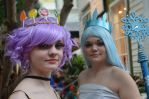 Royalty of Candy Land! by Wingedisis16