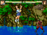 Sakura and Nakoruru Updated for Interactive Mugen by Theautisticonenamedm