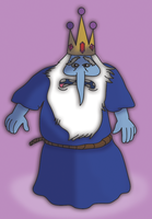 The Ice King by Hrdcoreartist