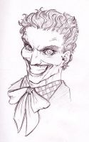 The Man Who Laughs by reyler