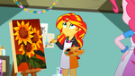 MLP EQG  The Art of Friendship Moments 4 by Wakko2010