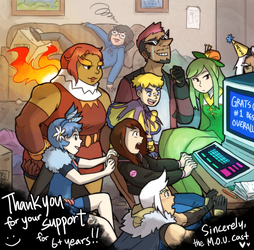 Nuzlocke White: The LAST Thank You! by ky-nim
