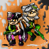 Staying fresh in the battle! by SuperLakitu