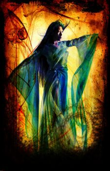 Tease Tarot: The Heirophant by StellaPrice