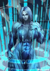 Hologram Muscle by muscle-fan-comics