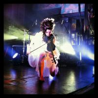 Lindsey Stirling at the New Orleans House of Blues by fnhero