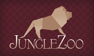 Jungle Zoo Logo by xstortionist