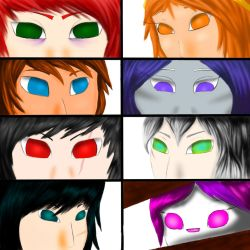 Eyes Meme by Dustsara