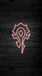 Horde Symbol Wallpaper 4k Resolution (Portrait) by keyboardturn