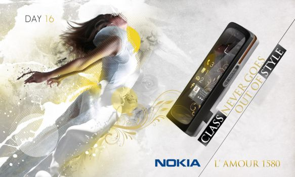 Day 16, Nokia Ad by Mystic-Fang