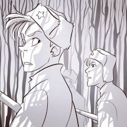 Scour the Woods by ThirdPotato