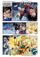 DragonBall Multiverse 1000 by HomolaGabor