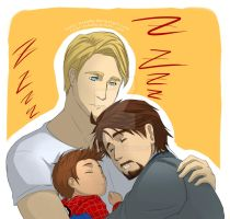 Superfamily siesta by Vivalski