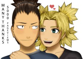 :3 SHIKATEMA IS LOVE :3 by Lilicia-Onechan
