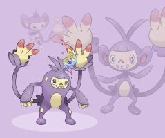 MEGA AMBIPOM (fan made)