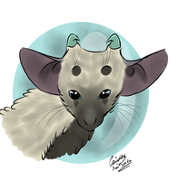 The Last Guardian Trico oc by moondaneka