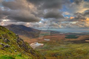 Ireland, The Glen by cprmay