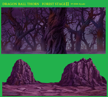 Thorn Forest Stage II by RBM-Kyuubi