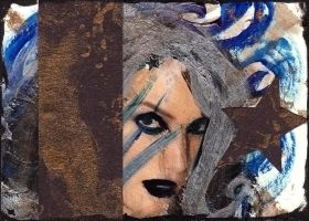 ATC: Industrial Goth 6 of 9 by GillianIvy