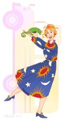 WOS - Valerie Frizzle by DrZime