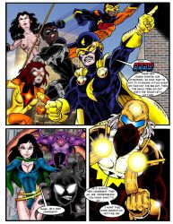 Strange Tales of the DA Multiverse page 1 by Captain86