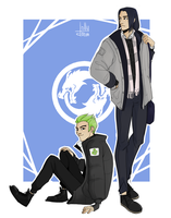 Shimada Brothers by LollyDoom