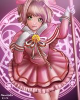 Card Captors : Sakura by Senohsuke