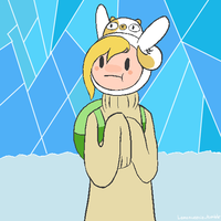 Fionna and Cake by SuperTuffPinkPuff