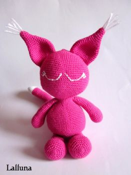 Fienchen, the pink cat by phoenics1