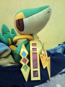 Hell yeah Snivy by riolushinx